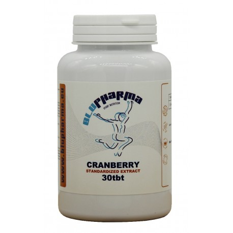 CRANBERRY EXTRACT 30cpr