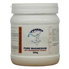 Pure magnesium 200g