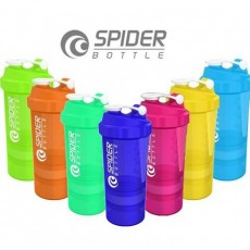 Spider Bottle 500ml